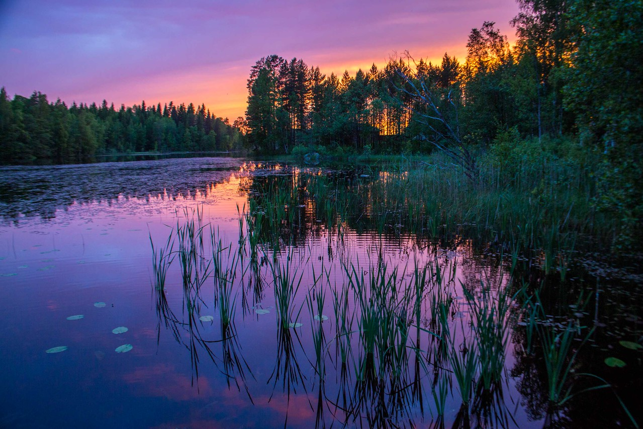 Midnight Sun Finland