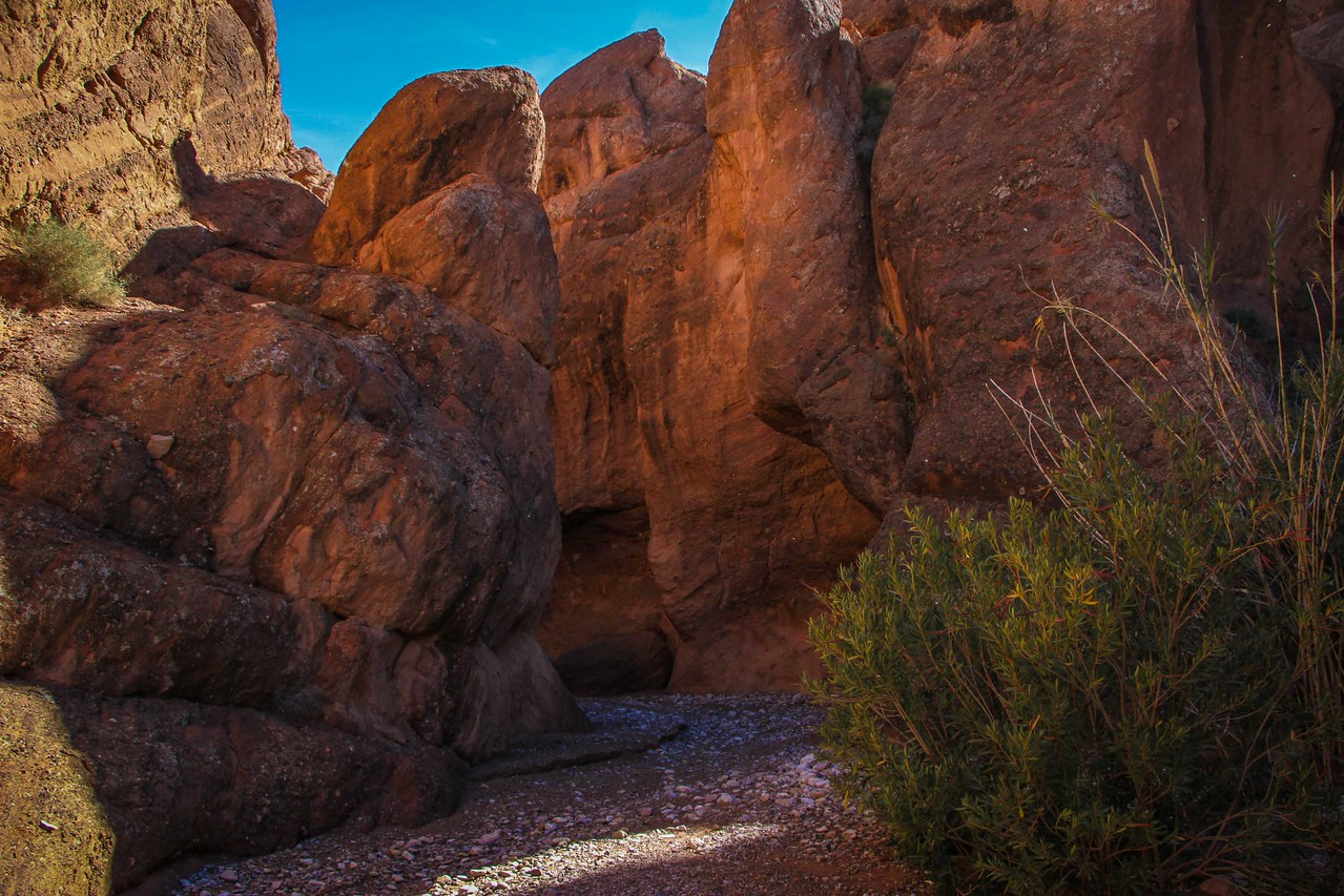 dades gorge valley trek