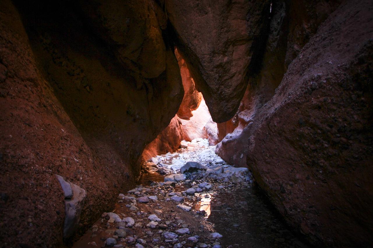dades gorge valley trek