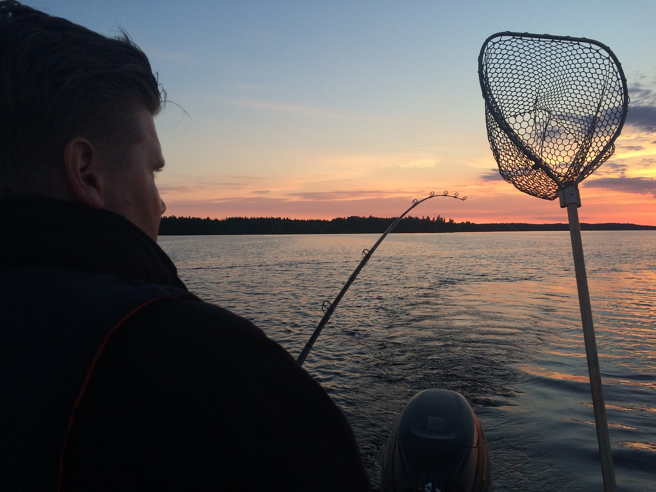 Fishing in Finland