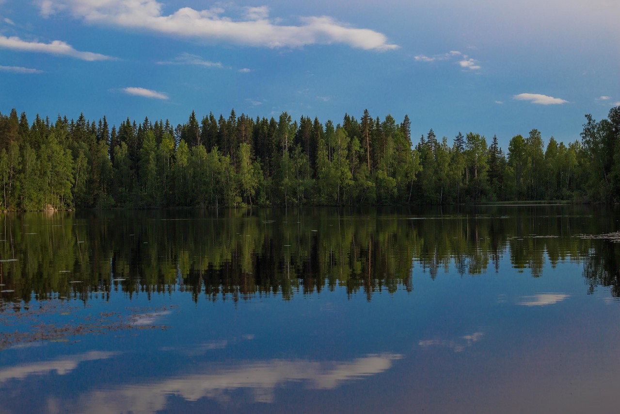 finnish lakeland