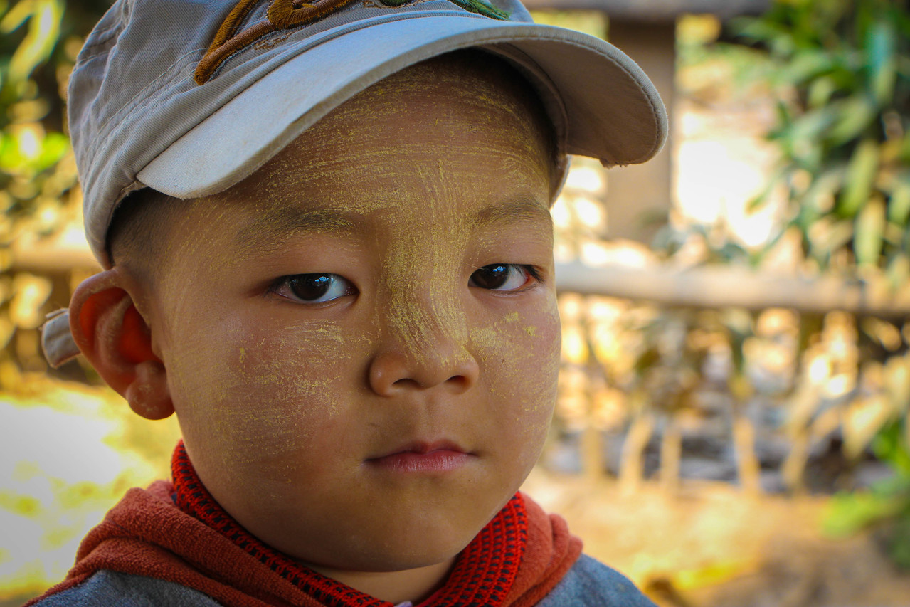 burmese thanaka