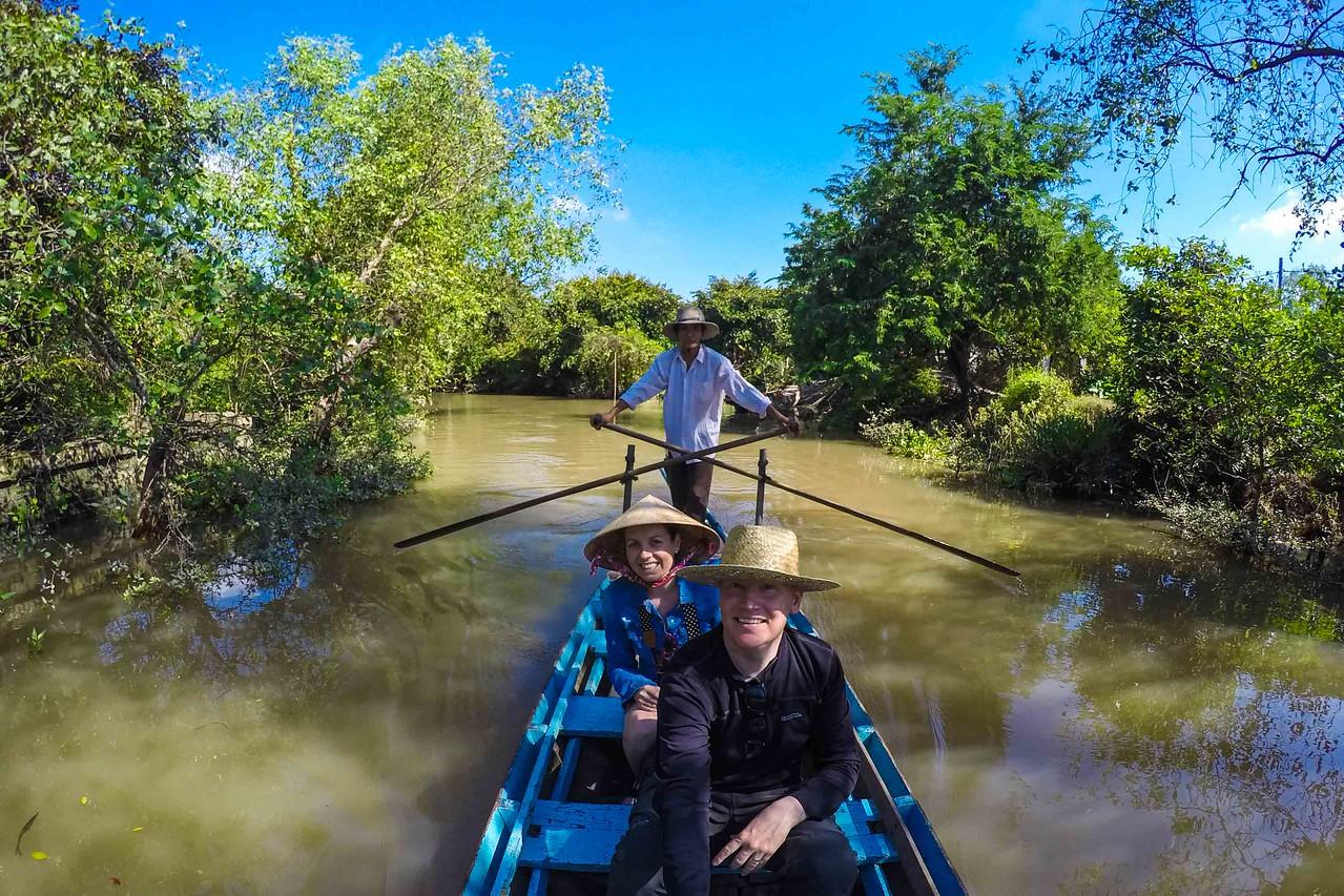 Mekong Delta boat trip