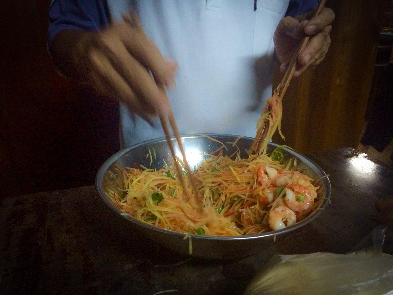 mekong delta food