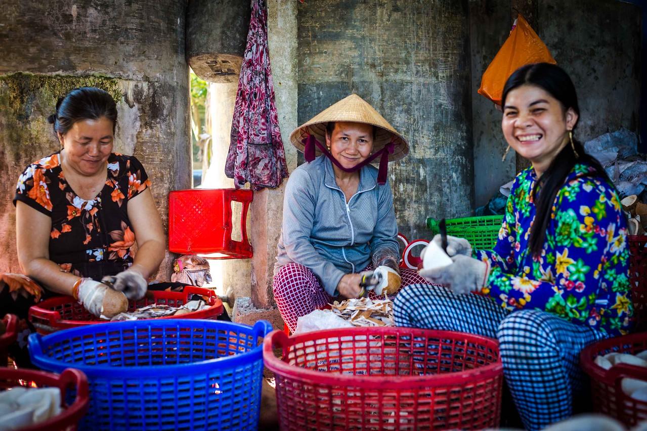 Mekong Delta locals