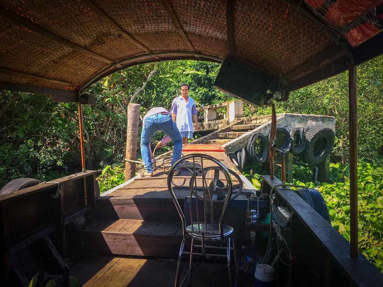Mekong Delta Vinh Long homestay