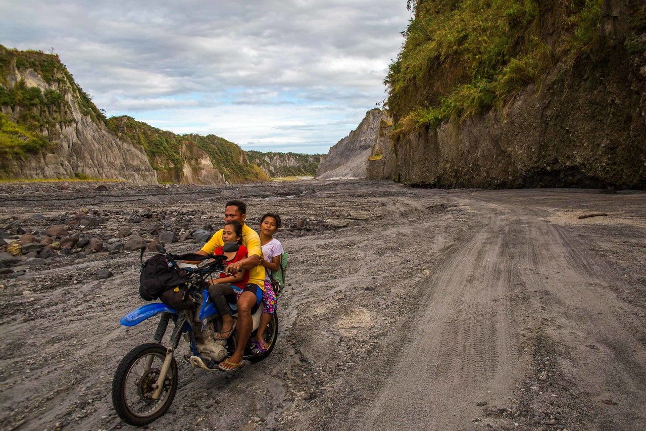 mt pinatubo tour