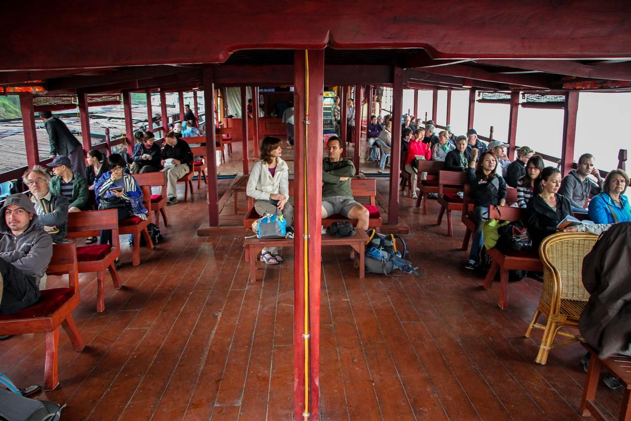 slow boat myanmar
