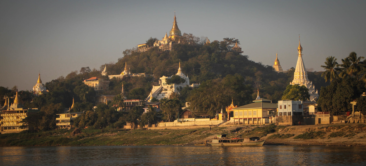 Mandalay To Bagan Journey