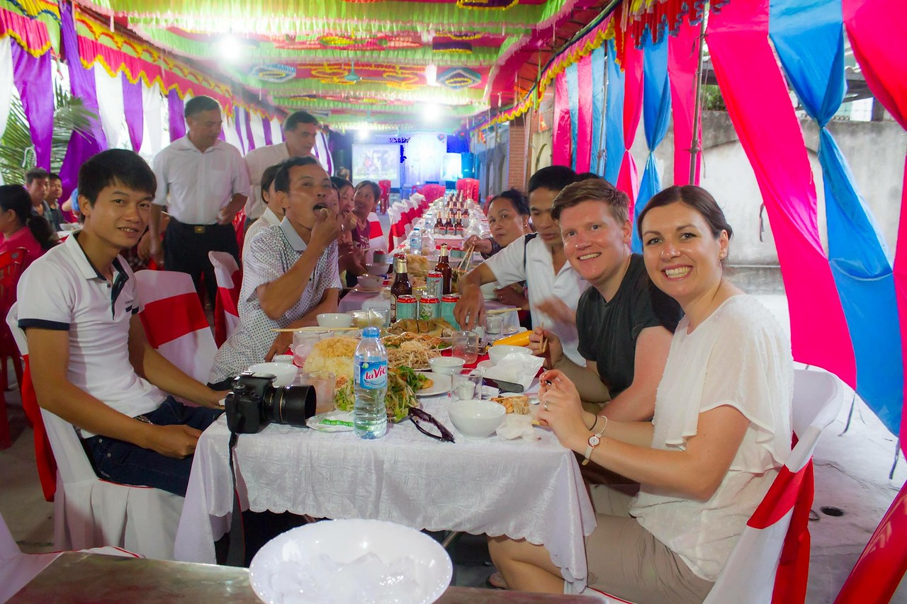 homestay vietnam wedding