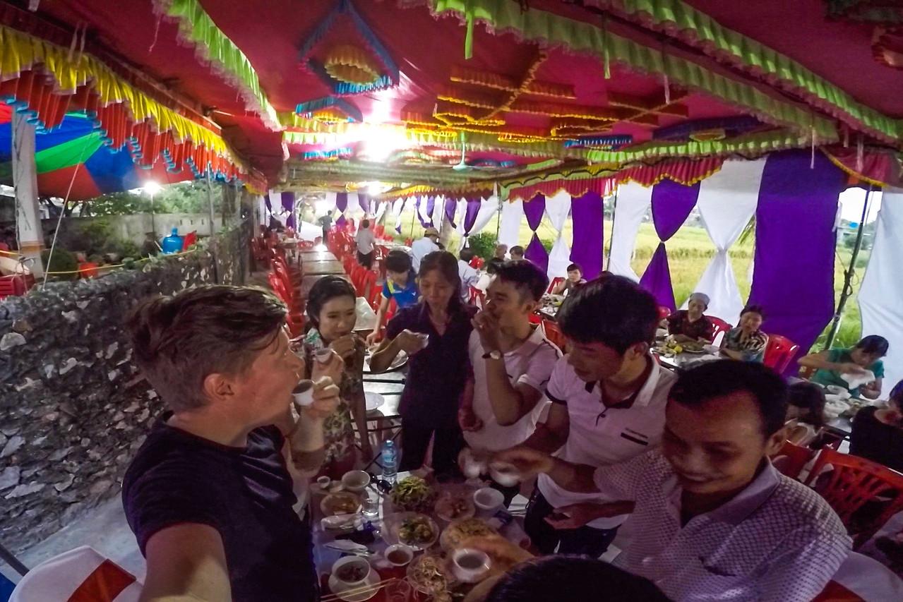 homestay vietnam wedding