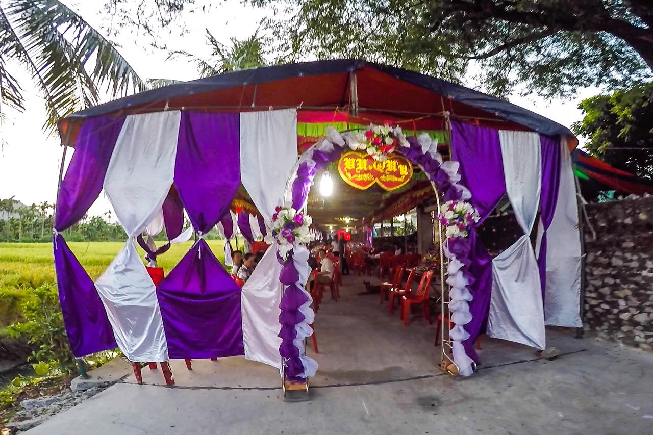 vietnam homestay wedding