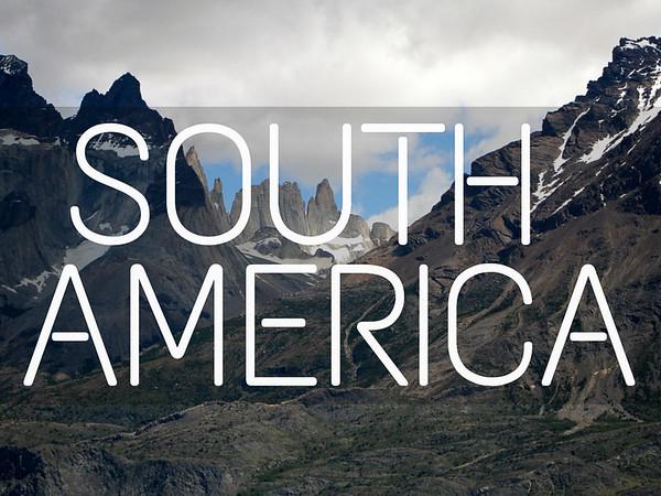 south america blog
